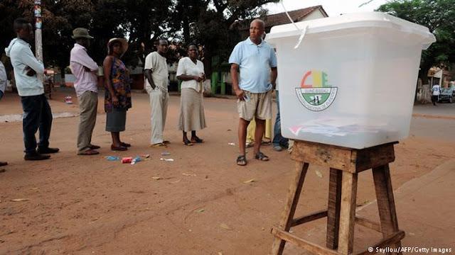 Guiné-Bissau: Recenseamento eleitoral começa em julho