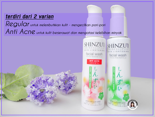 Varian+Facial+Wash+Shinzui