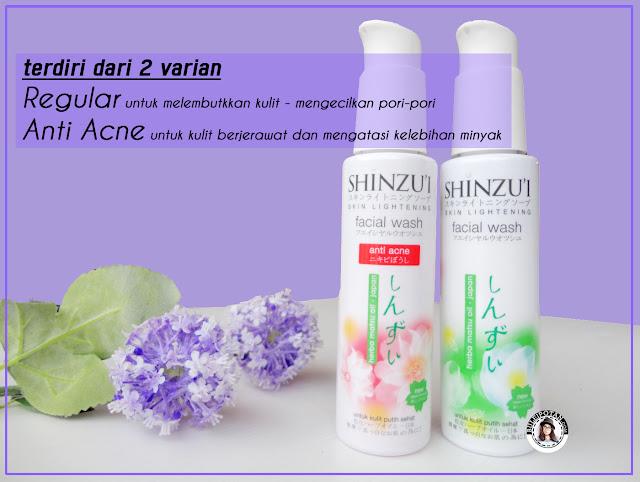 Varian+Facial+Wash+Shinzui