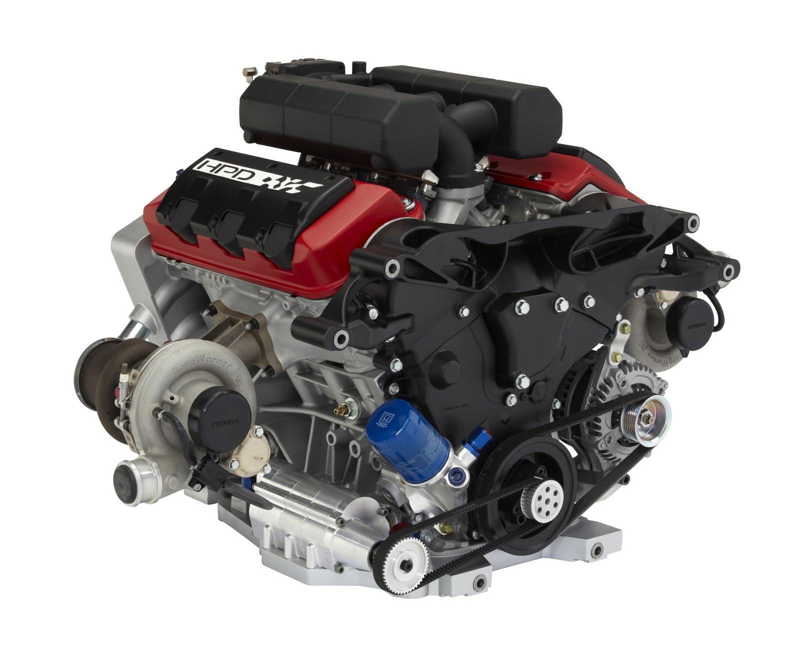 Porsche 919 Hybrid With Turbocharged V4 2 0 Liter Engine