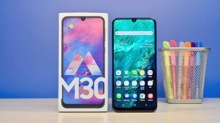 Samsung Galaxy M30 - Spesifikasi, Fitur dan Harga di Indonesia