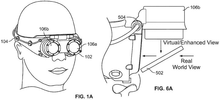 Microdisplays In War and Peace!: eMagin Patents Dual AR/VR