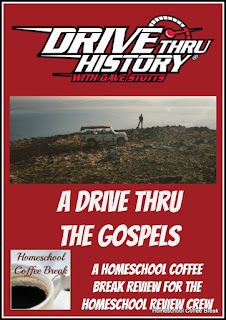 "A Drive Thru The Gospels (A Homeschool Coffee Break Review) on Homeschool Coffee Break @ kympossibleblog.blogspot.com - Review of Drive Thru HistoryⓇ - ""The Gospels"" for the Homeschool Review Crew"