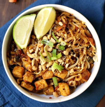 One Pot Pad Thai Recipes