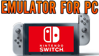 Nintendo Switch Emulator For PC YUZU