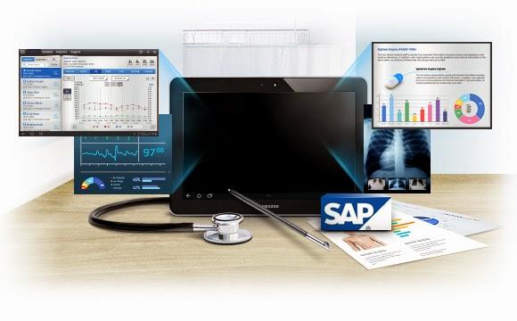 三星、SAP攜手發展「企業用」穿戴裝置與物聯網應用