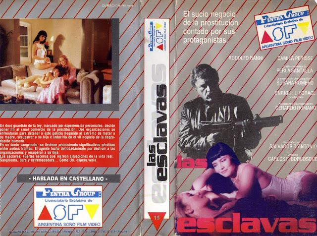 Las Esclavas (1987) de Carlos Borcosque Jr.