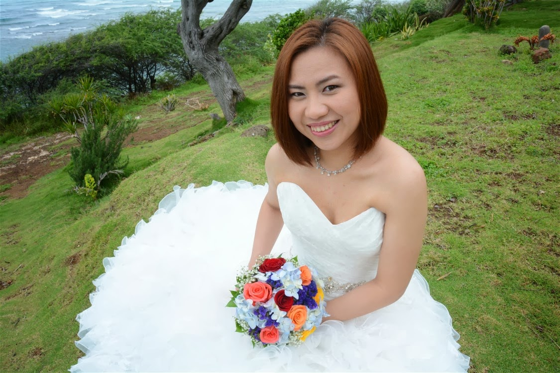 Bride from China