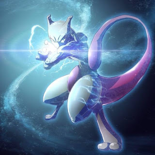 Mewtwo - Pokemon legendaris terkuat