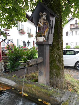Bavarian woodcarving