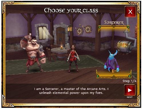 Digital Override: Arcane Legends Classes and Build Guide