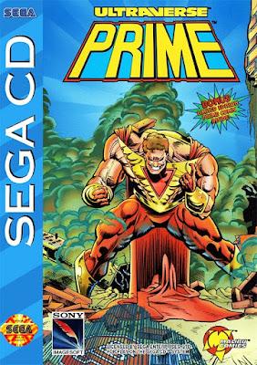 Review - Ultraverse Prime - SEGA CD