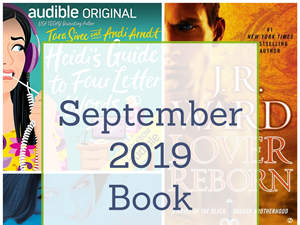 September 2019 Book Review Recap