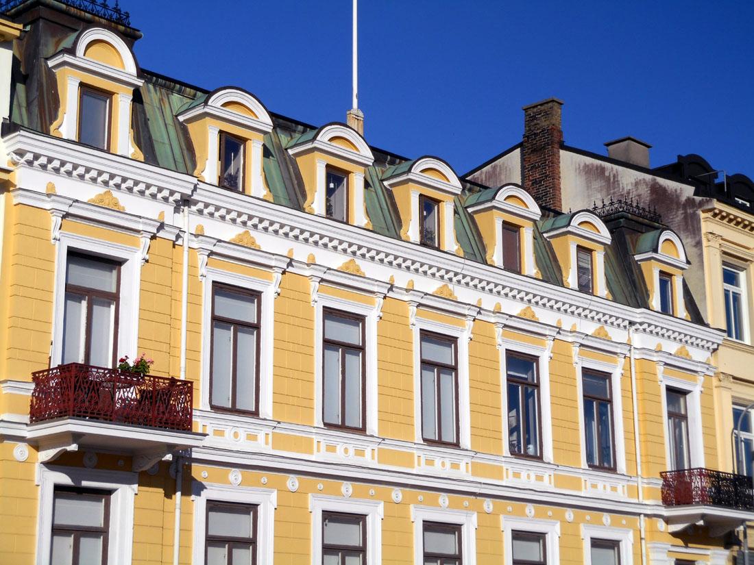 Edificio a Kristianstad