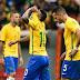 """Apagado, Neymar ouve gritos de """"Marta"""", e seleção empata com Iraque"""