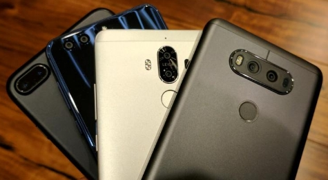 smartphone camera picture, 4 best smartphone camera