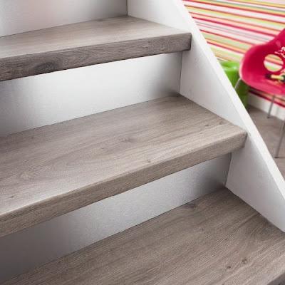 Peindre un escalier en bois Salons, Decoration and Stairways