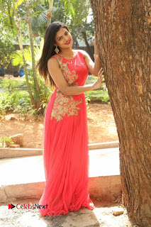 Telugu Actress Anusha Stills at Dhyavudaa Movie Teaser Launch  0078.JPG