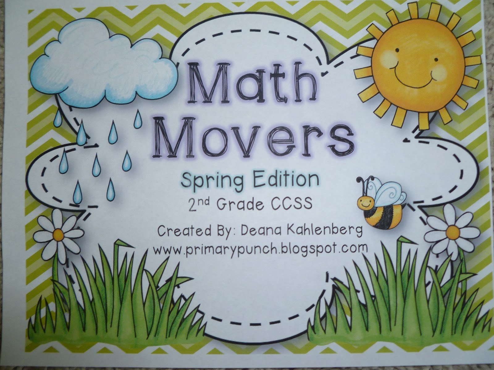 2nd in Line: Math Movers May Be For YOU!