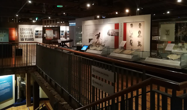 London 2017 - Museum of London Docklands - Ausstellungen