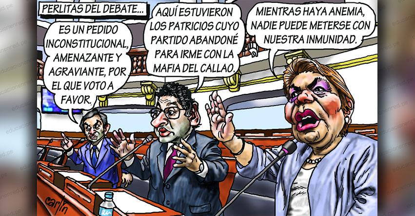 Carlincaturas Sábado 8 Junio 2019 - La República