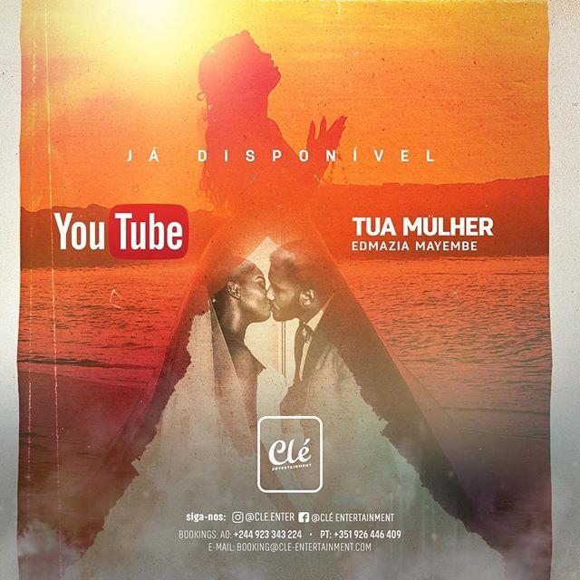 Edmazia Mayembe - Tua Mulher (Kizomba) [Download] baixar nova musica descarregar agora 2019