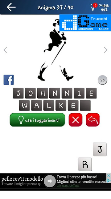 Quiz Logo gioco soluzione livello 4, loghi 1-40 | Parola e foto