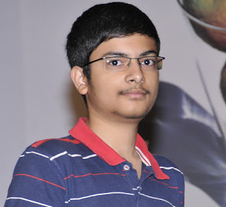 BASE STUDENT SECURES TOP STATE RANK IN JEE ADVANCED 2017