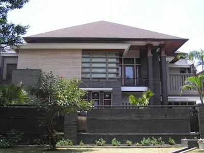 stone style house 03
