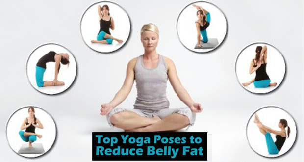 Top Yoga Asanas To Reduce Belly Fat