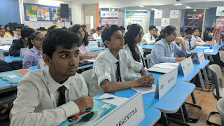 Shiv Nadar School, Noida Concludes Model United Nations Program 2017