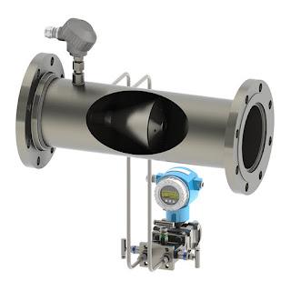 ExactSteam V-Cone Flowmeter