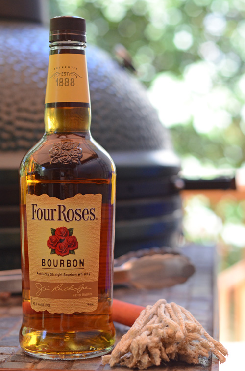 Four Roses Bourbon, Big Green Egg