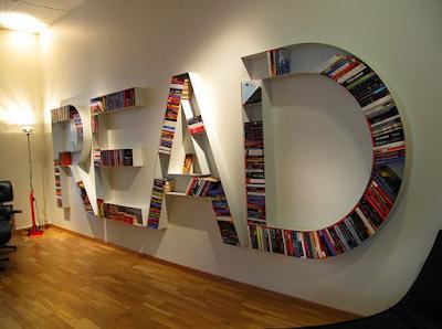 desain perpustakaan berbicara yang unik