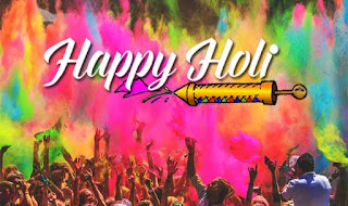 Holi Pictures 2017.