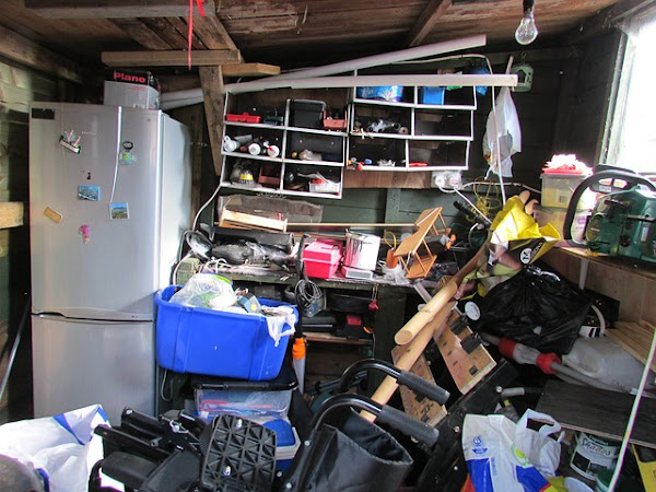 Is Your Home Crying Out For A Clearout?