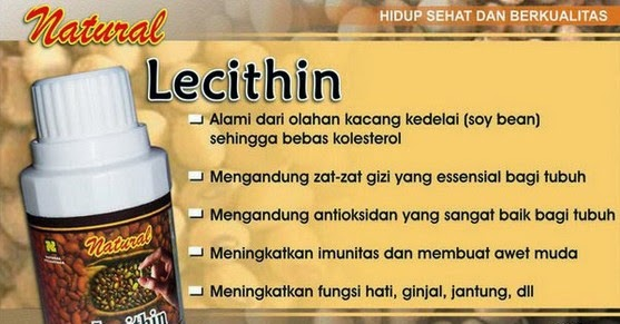 Natural Lecithin Distributor Nasa Aceh