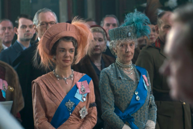Estilo das atrizes de The Crown