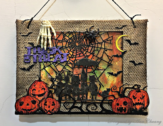 TRICK OR TREAT Hanging Decor