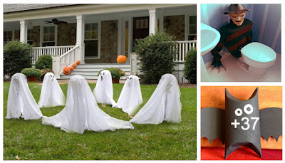 ideas y manualidades de halloween