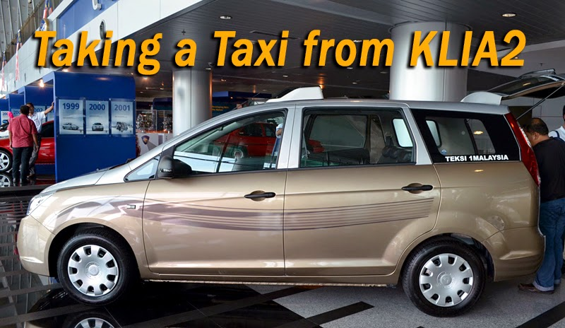 KLIA2 Taxi Issues
