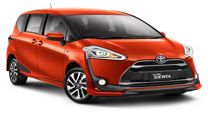 Mobil Toyota Sienta Dan Keuntungan