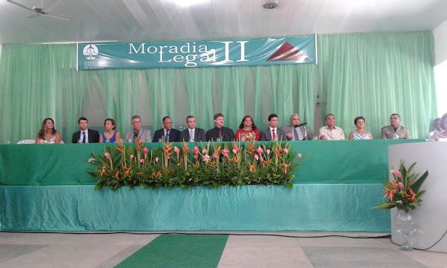 Olho D'Água do Casado: Tribunal de Justiça de Alagoas entrega  450  títulos de propriedade do programa de regularização fundiária do Tribunal de Justiça de Alagoas - Moradia Legal II