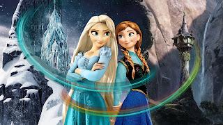 Сестры Эльза и Анна