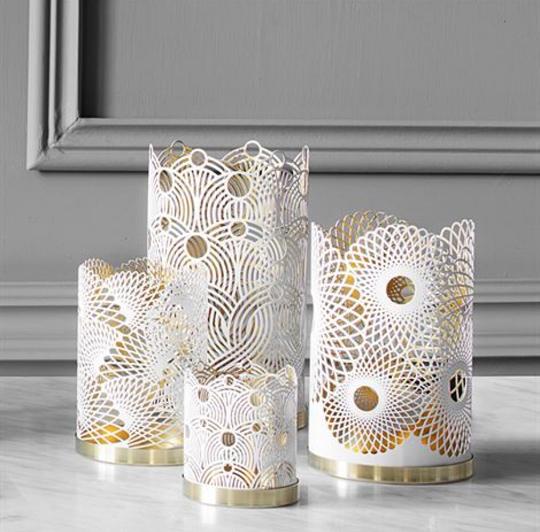 The London Collection av Lara Bohnic för Skultuna | www.var-dags-rum.se