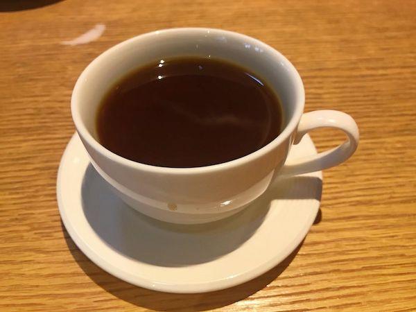地元台湾産のコーヒーが美味しい