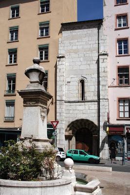 place Meissonnier - visite guidée de Lyon - Nicolas Bruno Jacquet