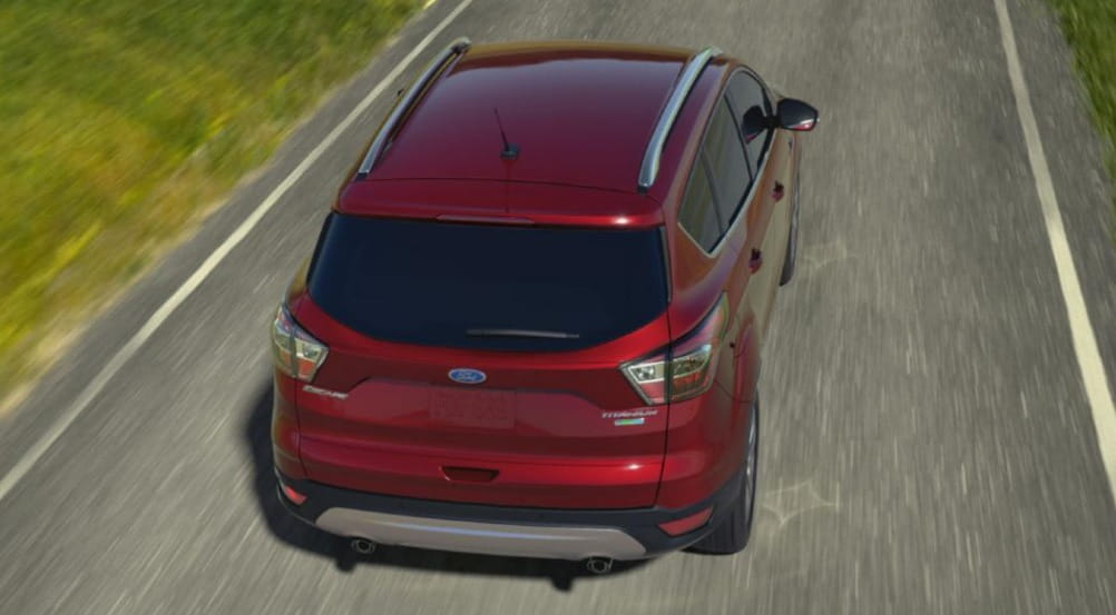 2018 Ford Escape Colors