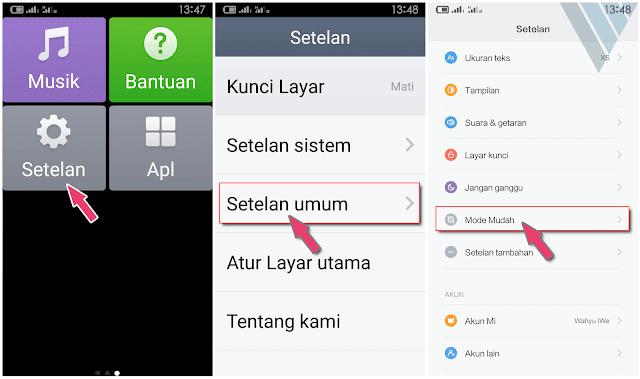 Apa Kegunaan Lite Mode (Mode Mudah) di Xiaomi