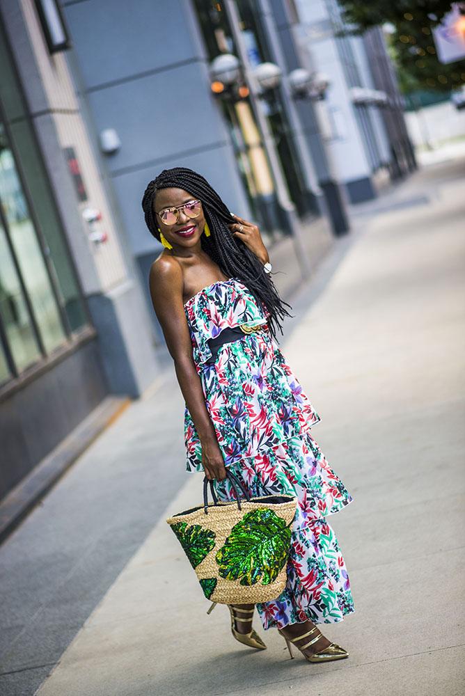 Affordable Maxi dress